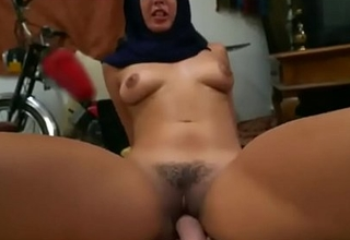 Muslim Girl gets fucked by white cock