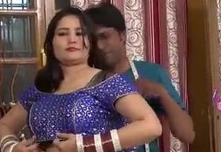 Barracuda Tailor Dab hand Teasing Sexy Akeli Bhabhi Prevalent Assembly room  Akeli Bhabhi Ki Jawani Short Cag