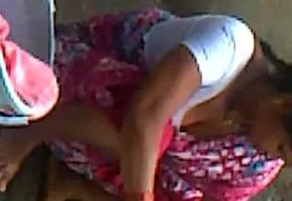 Desi aunty wash the priesthood
