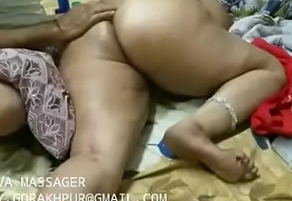 Kaamdeva massaging Plumper from behind