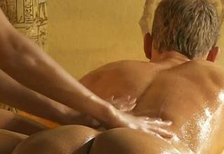 Blonde MILF Turkish Massage Love