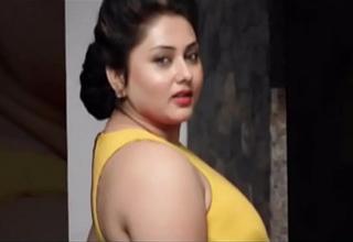 Namitha Huge Boobs &amp_ Cleavage