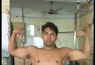 Indian Boy underwear stripped apart from naughty girls.