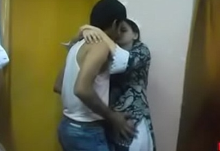 Indian young girl sex with the brush boyfriend