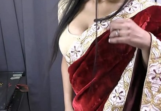 Indian Bhabhi Lily A Desi Housewife