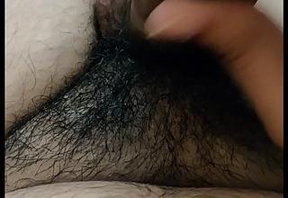 Juicy Cum: Amateur Indian panhandler masturbates on cam (Only for females)