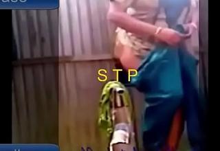 Indian village untie blue-blooded activity
