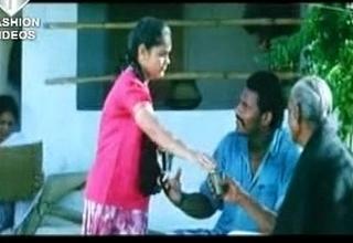 Red Queen Hot B Meld Telugu Movie