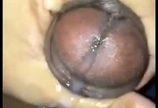 indian guy thick gossamer-like cumshot