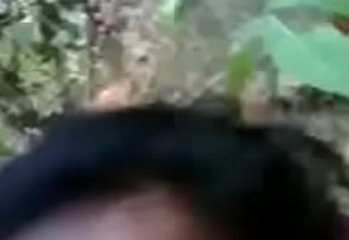 Desi Bangla shy cousin Tot first time likes Mms Outdoor Audio
