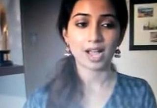 Bengali singer Shreya Goshal gets spit and cummed